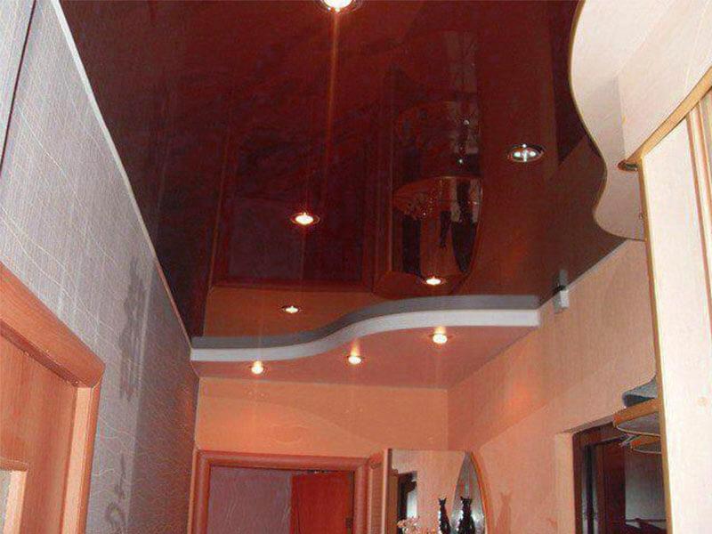 Простые трафареты для потолка под люстру фото